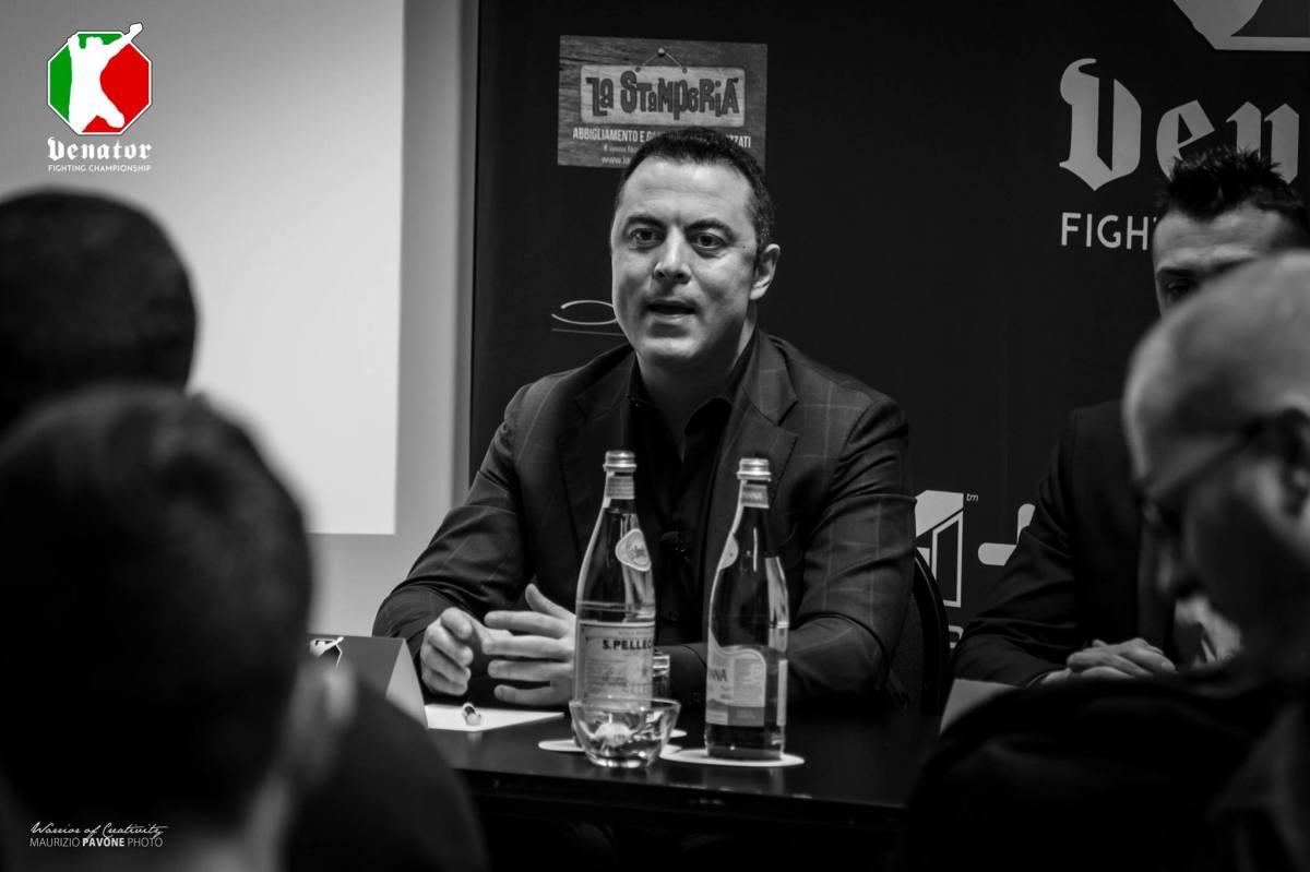 Venator FC 4. Intervista a FrankMerenda
