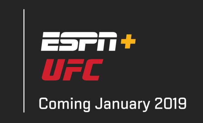 ESPN acquista i diritti Tv UFC, che dice addio a FoxSports