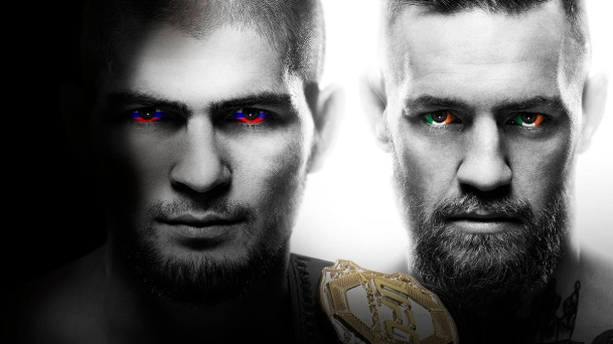 UFC 229 – Khabib vsMcGregor
