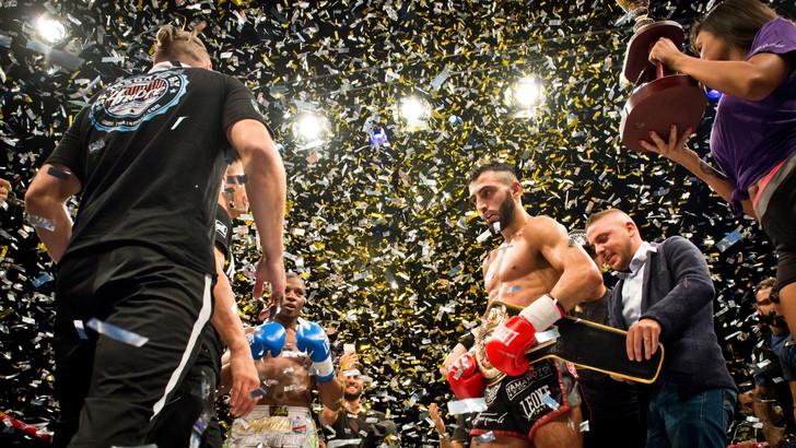 Giorgio Petrosyan difenderà in Italia il titolo mondialeISKA