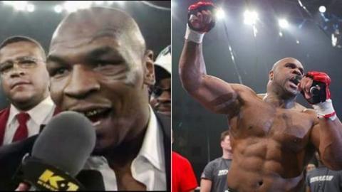 Quando Mike Tyson fu a un passo da un match dikickboxing