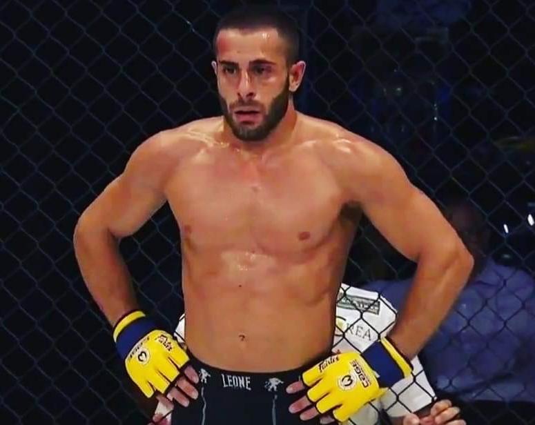 Luca Iovine sarà un match molto duro ma ne usciròvincitore.